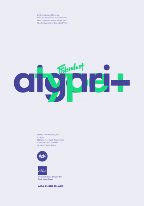 FoT Event Poster Series